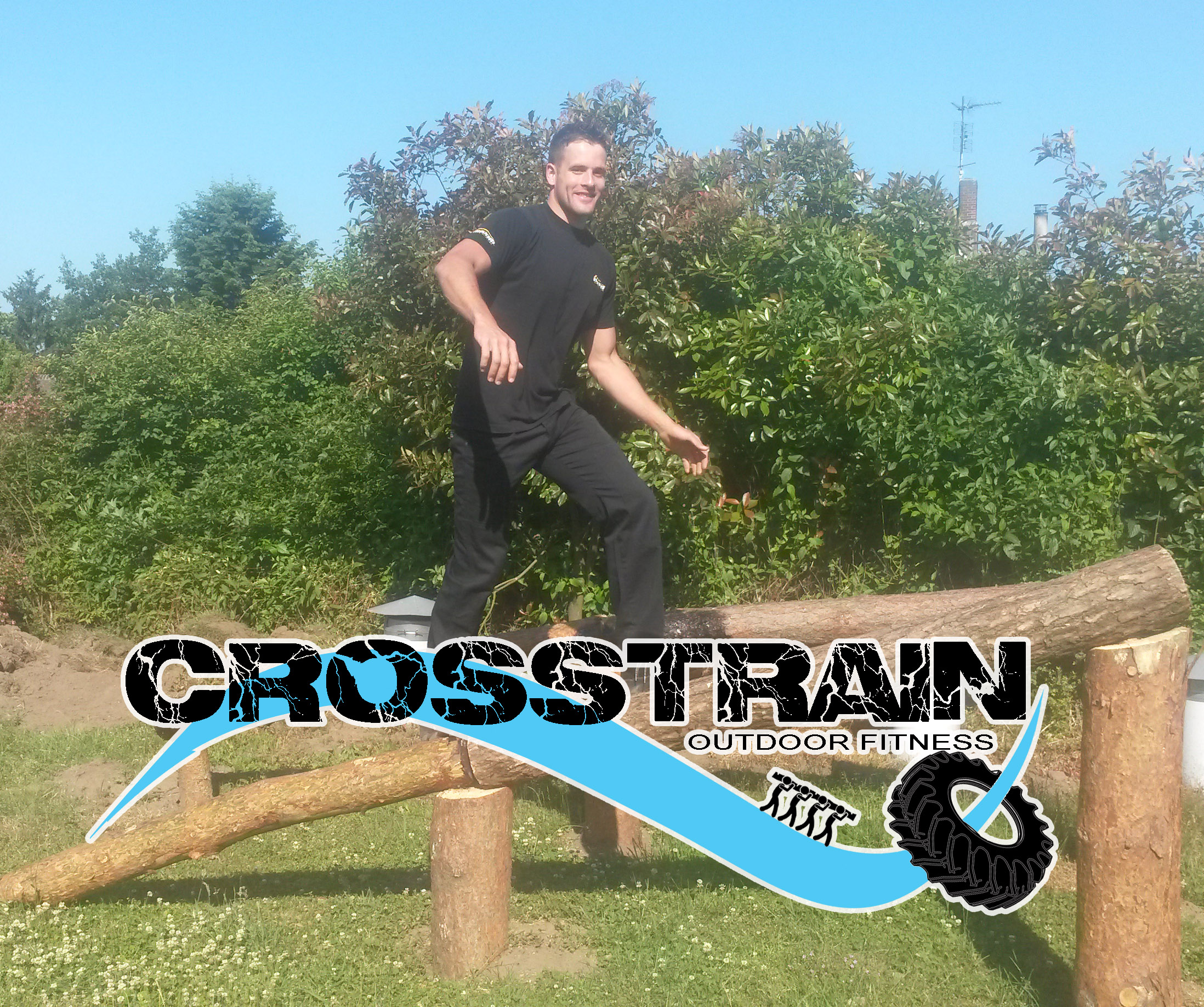 Crosstrain outdoor fitness